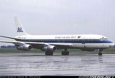 Douglas DC-8-52 aircraft picture