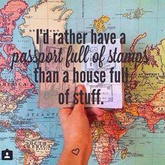 travel, passport, and world Bild