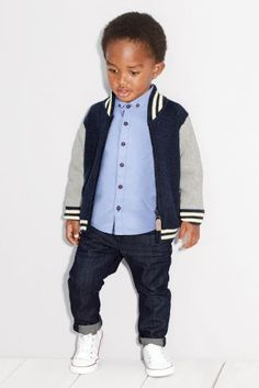 Buy Knitted Baseball Jacket (3mths-6yrs) online today at Next: United States of America