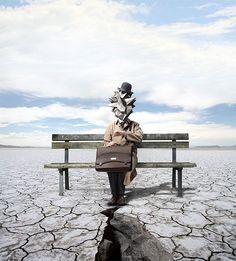 photo manipulations by stefano bonazzi