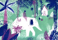 Essi Kimpimäki - The Royal White Elephant