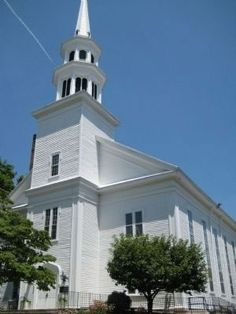 Hilltop Church, Mendham, NJ - Ebenezer Byram is buried here