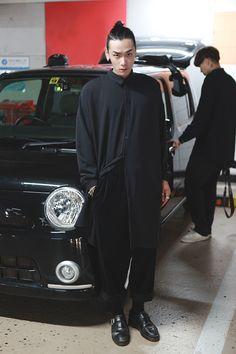 Jo Geun Hyeong - men's habito laboratorio - H O L I G A N -