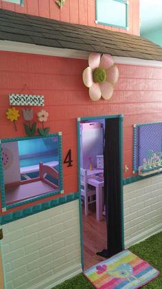 ikea gulliver crib with baby 39 s door kinderzimmer wohnen. Black Bedroom Furniture Sets. Home Design Ideas