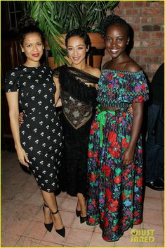 Lupita Nyong'o & Gugu Mbatha-Raw Celebrate Loving's Ruth Negga at NYC Premiere! | lupita nyongo gugu mbatha raw celebrate loving ruth negga 03 - Photo
