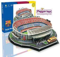 how to make a barcelona stadium cake - Google Search