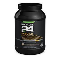 Bebida de recuperación con hidratos de carbono y proteínas para deportes de resistencia.