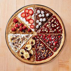 """Cookie """"Pizza"""" @keyingredient #pie"""