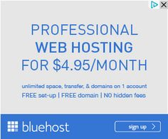 Bluehost Offers Reliable Hosting Services with a Strong Technical Support: Why most of the webmasters choosing #BluHost is first choice to host their #blogs? Because this is cheap and reliable #hosting provider You can #earnmoney with this hosting... How .... see this