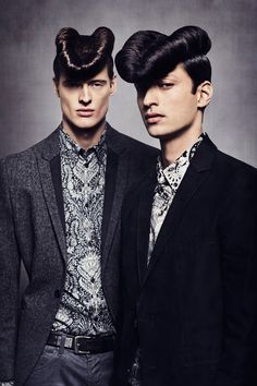 Jonas Nielsen & Marc Khan in 2 Doors by Flemming Leitorp for Fashionisto Exclusive