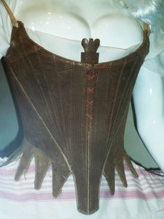Stays from the Symington Corsetry Collection: