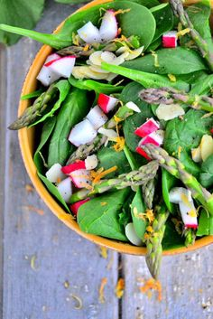 Why Eat Out Tonight When You Can Make This Amazing Spinach Salad Recipe Instead TheHealthyApple.com #glutenfree #recipe #healthy