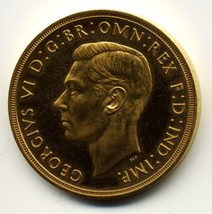 1937 £5 KING GEORGE VI GOLD FIVE POUND SOVEREIGN COIN, Proof Gold Coin, Proof Sovereign, Gold Sovereigns, Half Sovereigns, Gold Coins For Sale in London, Quality Gold Coins, 1stsovereign.co.uk