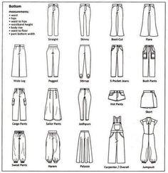 패션 도식화 | 인스티즈