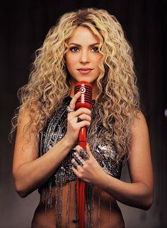 Shakira, Target