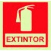 Placa de sinalização de Extintor Sinalização De Segurança, Segurança Contra  Incêndios, Acidente De Trabalho 23bc37d1ab