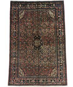 """Tapete Hosseinabad """"Antigo"""" - 2,05m x 1,40m - R$ 2.100,00"""
