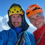 Broad Peak zdobyty, czas na Świetlistą Ścianę Gasherbruma IV