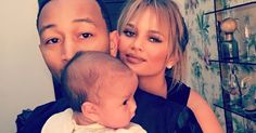 John Legend and Chrissy Teigen celebrated their daughter Luna's 6-month birthday on Friday, October 14 — see the adorable snaps