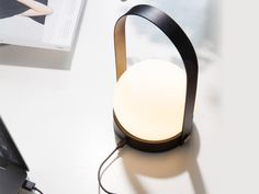Buy the Menu Carrie LED Table Lamp at Nest.co.uk