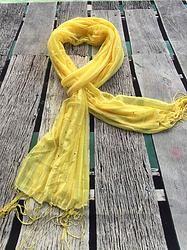 Pretty sparkles | summer scarf