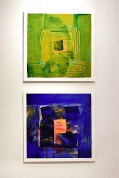 Howard Hodgkin / Acquainted with Night | Jonathan Novak Contemporary Art | Artsy