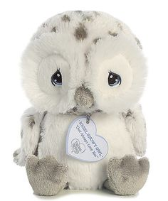 Look what I found on #zulily! 'Owl Always Love You' Snowy Owl #zulilyfinds