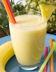 Banana Pineapple Smootie