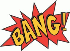 """I actually haven't listened to this """"Bang"""" themed mix/podcast from Paul Wenzel but I already love. So there. BANG!"""