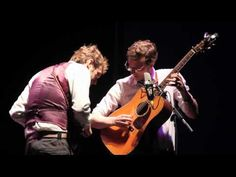 Salt Creek - Chris Thile & Michael Daves--Fiddle Tune Request Time - YouTube