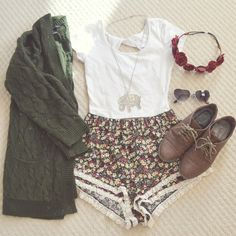 - summer outfit - WANT IT -