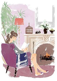 Pin by random house on literary art libros lectura, libros, Reading Art, Woman Reading, I Love Books, My Books, Art Hipster, Stock Design, Art Couple, World Of Books, Book Nooks