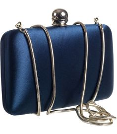 midnight blue clutch Blue my mind.. www.sisterswithbeauty.com approved