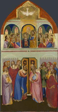 pentecoste orcagna