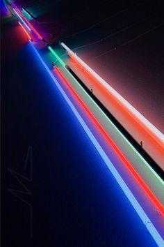 Neon print inspiration