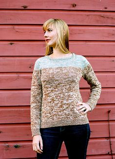 Arno sweater by Alexis Winslow copyright Alexis Winslow