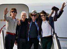 Il Pollaio delle News: I Rolling Stones sono arrivati a Cuba per il conce...