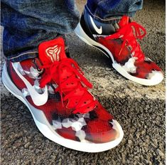 "Nike Kobe 8 ""Milk Snake"" (First Look) 