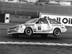BTCC Corolla AE86