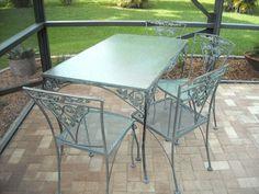 classic wrought iron retro patio pinterest classic wrought iron and irons