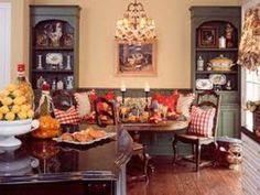 Italian Country Kitchen Decor - da vinci collections