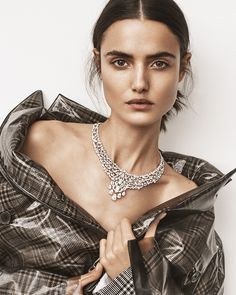 Harper's Bazaar Turkey January 2018 Blanca Padilla by Tom Schirmacher