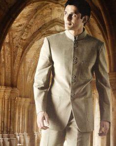 Mens Suit:RSC1S3P117 | Decent Brown Jodhpuri Suit #dreadstop