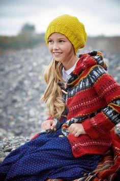 Lana Grossa MÜTZE Bingo - FILATI Kids & Teens No. 4 - Modell 72 | FILATI.cc WebShop