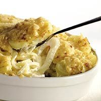 Aardappel-venkelgratin Delicious Dishes, Allrecipes, Macaroni And Cheese, Oven, Good Food, Cooking, Sweet, Ethnic Recipes, Kitchen