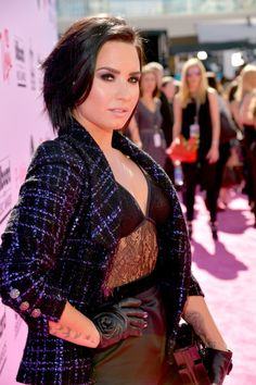 Pin for Later: Les 22 Meilleures Photos des Billboard Music Awards Demi Lovato