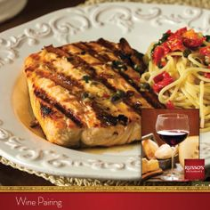 Enhance the flavors of Grilled Salmon Picatta with a Pinot Noir that showcases flavors of bright raspberry and dusty spices leading to a rich, juicy, well-balanced mouthfeel.