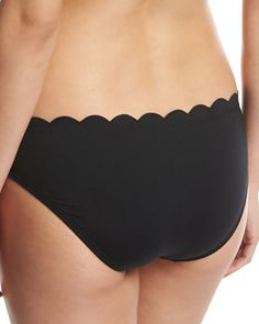 Kate Spade New York scalloped hipster swim bottom Olympic Tattoo, Swim Bottoms, Female Bodies, Bikinis, Swimwear, Luxury Fashion, Underwear, Kate Spade, Beautiful Women