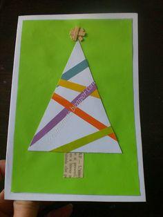 """Diario di una Creamamma: Cartoline di Natale molto """"low cost""""!"""