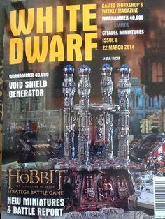 El Descanso del Escriba: Portada de la WDW 8:Void Shield Generator y El  Ho...